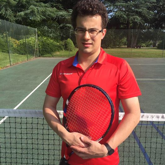 Hugo Allen - UK Tennis Coach and Managing Director of Connected Clubs