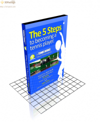 5 Steps to Becoming a Tennis Player DVD with Alan Jones & Jo Durie