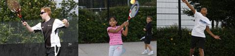 Tennis Works Training